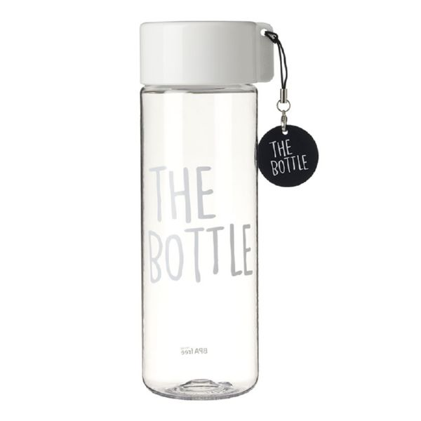 BOTELLA TRITAN THE BOTTLE 550ML BLANCA