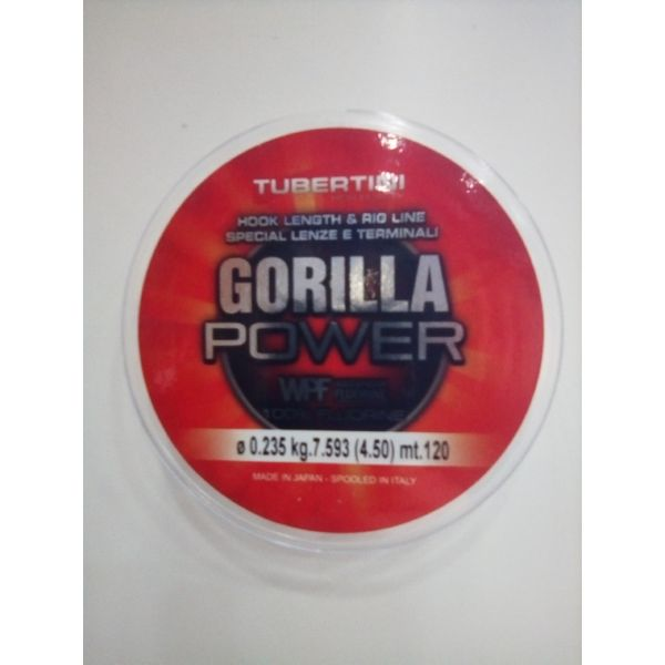 GORILLA POWER MT.120 D.0,372