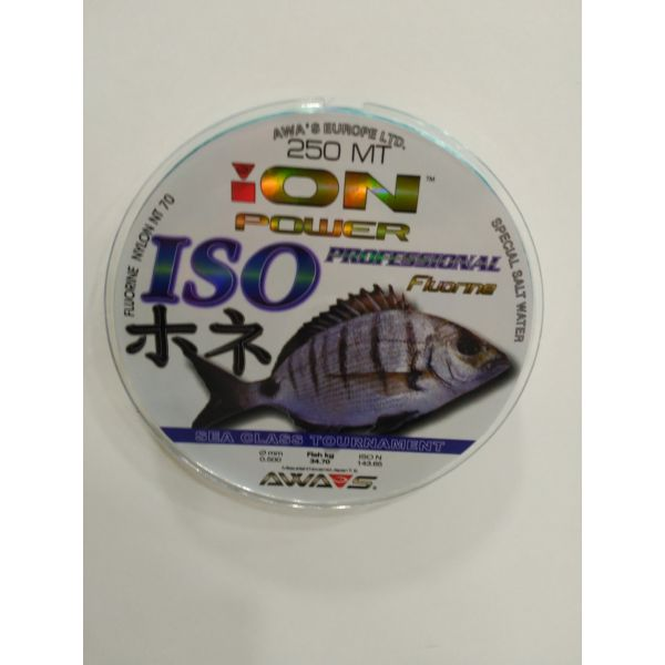 ION POWER ISO PROFESSIONAL FLUOR 0,40
